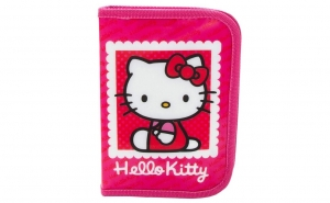 Penar echipat Hello Kitty - 16 piese, Pregatiri de scoala