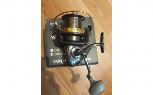Mulineta Crap/Somn GB 10000 Long Cast 13 Rulmenti