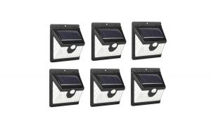 Set 6 lampi solare cu senzor