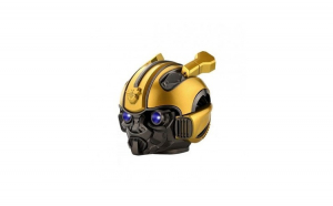 Boxa Bluetooth model Bumblebee, galben