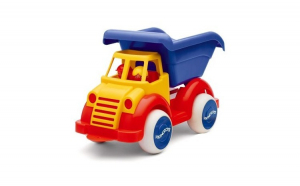 Camion Viking Toys cu 2 figurine