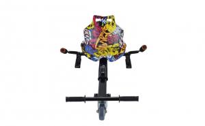 Scaun Hoverkart compatibil cu hoverboard 6.5/8/8.5 inch Graffitti