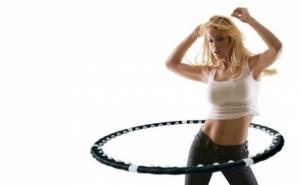 Cerc pentru fitness si masaj