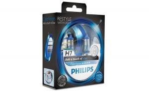 Philips H7 ColorVision albastru