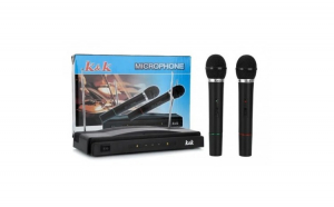 Set microfoane wireless + reciever