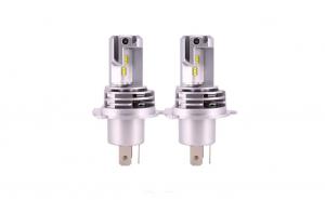 Set 2 x Lampa LED M3, H4, 55W, 8000 lumeni