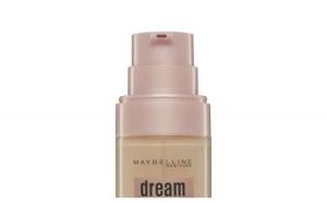 Fond de ten Maybelline Dream Satin