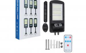 Lampa solara 150 LED cu telecomanda