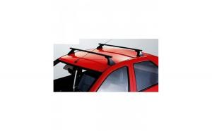 Set (Kit 2) bare portbagaj Dacia Logan I / Logan II si Sandero II dupa 2012 -- Prezent