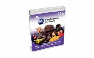 PlayStation Network Card - �25 (PS3)