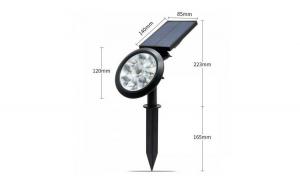 Proiector LED, Solar, pentru exterior