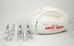 Mixer Profesional de mana Happy Sheep , 7 viteze, 2 seturi accesorii