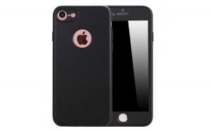 Husa Apple iPhone 6 / 6S Flippy Full silicone 360 Negru