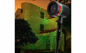 Proiector cu Senzor de Lumină, Festivalul Brazilor, Brazi si decoratiuni
