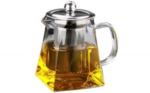 Ceainic cu infuzor Quasar&Co., 550 ml,
