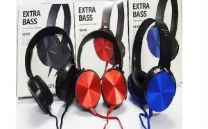 Casti Audio Hands Free, Extra Bass la doar 49 RON in loc de 98 RON