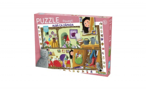 Puzzle cu Povesti - Alba-ca-Zapada, 240