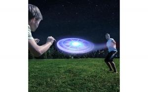 Frisbee cu LED-uri