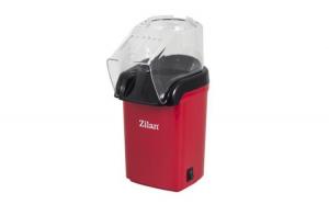 Aparat pentru popcorn Zilan ZLN-8044, Putere 1200W, rosu