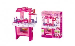 Bucatarie multifunctionala jucarie kitchen set, la doar 139 RON in loc de 279 RON