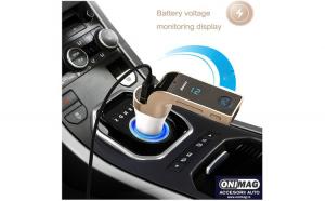 Modulator FM Car Kit USB SD MP3 CARG7
