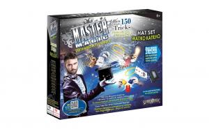 Joc educativ Master Magic, 150 trucuri