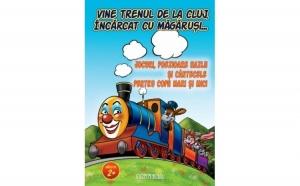 Vine trenul de la Cluj, incarcat cu magarusi, autor Colectiv