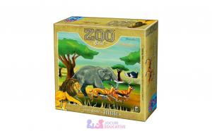 Joc alfabetul zoo