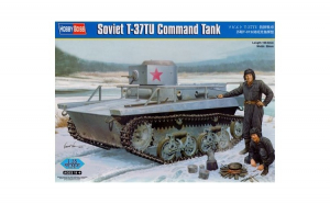 Soviet T-37TU Command Tank 1:35
