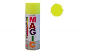 Magic Vopsea spray galben fluorescent 400 ml