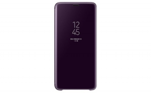 Husa Flip Cover Clear View, Samsung