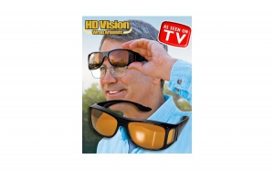 Ochelari HD Vision cu protectie UV auto, ideali pentru sofat