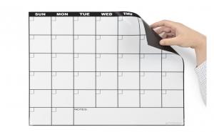 Calendar magnetic A4