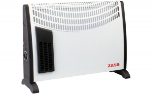 Convector electric Zass ZKH 02 T, 2000