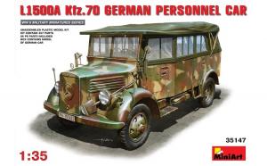 1:35 L1500A (Kfz.70) German Personnel Car 1:35