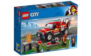 LEGO City - Camionul de interventie al pompierilor 60231