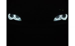Angel Eyes CCFL compatibil BMW X5 E53