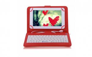 """Husa tableta model X cu tastatura 8"""""""