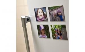 Set 8 magneti foto personalizati