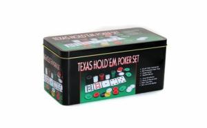 Set poker 200 piese