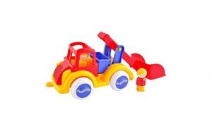 Camion Viking Toys Excavator cu 2