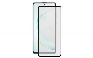Set 2x Folie MTP 9D Xiaomi Redmi Note 10 Lite Full Cover, Full Glue margini usor curbate
