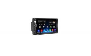 Pachet navigatie auto cu camera marsalier numar, Rtm Online, Android, Bluetooth, 4 x 60 W, Format 2 din, 7 Inch, Mirrorlink
