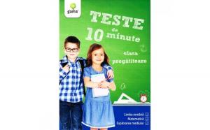 Teste de 10 minute - Clasa pregatitoare