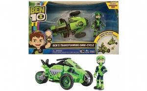 Figurina Ben 10 cu vehicul extraterestru