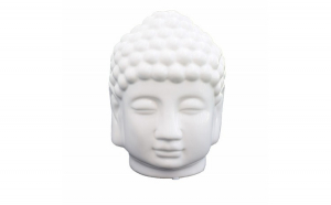 Statueta decorativa Buddha din ceramica,