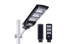 Lampa stradala SOLARA 180W, telecomanda ,cu panou solar, acumulator si senzor crepuscular
