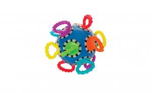Minge Click Clack cu manere pentru bebelusi, robusta, solida, imbinari sigure, material non-toxic