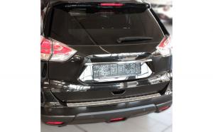 Ornament protectie portbagaj Nissan