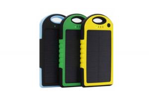 Baterie solara 5000 mah, rezistenta la